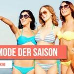 Die Bademode der Saison – Bikini und Tankini