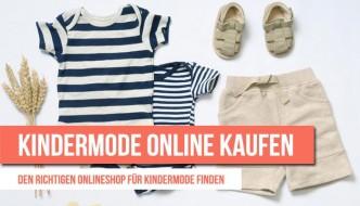 Kindermode online kaufen