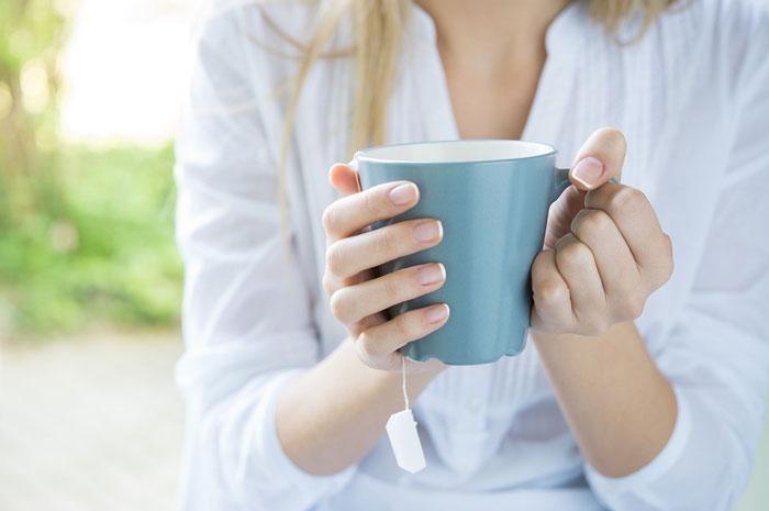 tee-trinken