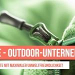 Vaude – Umweltfreundliche Outdoorjacken und Fleecejacken