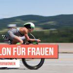 Triathlon für Frauen – Ironman und Ironwoman